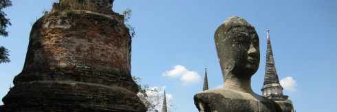 Thai Temple Ruin