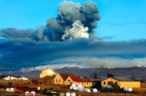 Iceland's Volcano